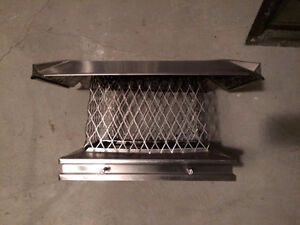Stainless Steel Chimney Cap $30 or best offer