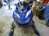 2002 Yamaha Viper Parting out