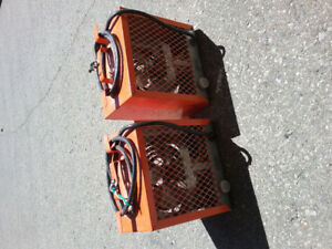 Heater, electric 220 Volt