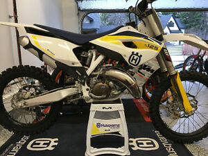 2015 Husqvarna TC 125 - Like New