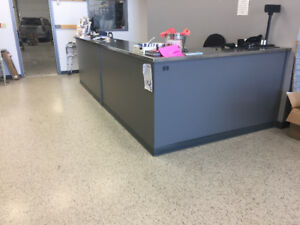 Commercial  Counter for sale.