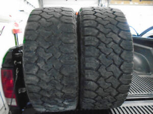 PAIR OF TOYO C/T OPEN COUNTRY LT 285/55/20