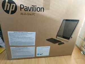HP PAVILION ALL IN 1pc