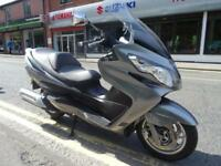 2011 11 Reg Suzuki AN400 Burgman 400 1532 miles WHY BUY ANY OTHER USED ONE?