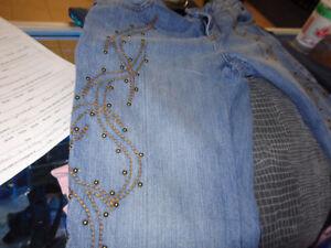 Harley pants-petite 4-ladies-  recycledgear.ca Kawartha Lakes Peterborough Area image 5