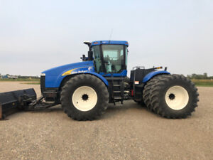2009 NH T9060 HD 4wd Tractor