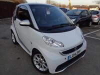 2014 Smart Fortwo 1.0 mhd ( 71bhp ) Softouch Passion