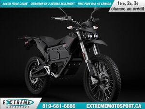2017 ZÉRO MOTOCYCLES FX ZF6.5 47,72$/SEMAINE