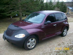 2002 Chrysler PT Cruiser touring Wagon