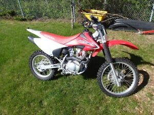 2012 Honda CRF 150, for sale