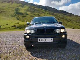 image for BMW, X5, Estate, 2003, Semi-Auto, 2926 (cc), 5 doors