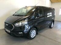 2020 Ford Transit Custom 2.0 280 EcoBlue Limited L1 H1 EU6 (s/s) 5dr