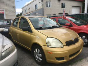 Toyota  Echo  2005    a/c       VACANCE   WOW!!!
