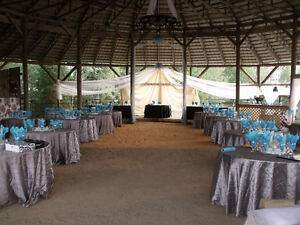 REAL RANCH setting for your special day