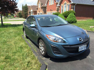 2010 Mazda Mazda3 Sedan || Single Owner || AC || Power Windows