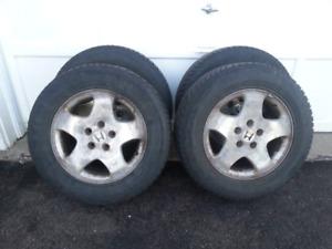 16in Honda Odyssey Alloy Rims 1995-2004