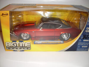 Bigtime Muscle 1969 Chevy Chevelle SS hardtop diecast 1:24
