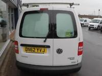 2012 Volkswagen CADDY C20 75PS TDI BLUEMOTION VAN *F/S/H* Manual Small Van