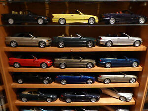 DIECAST CARS FOR SALE SCALE 1/18   ALL CONVERTIBLES!