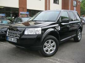 2010 Land Rover Freelander 2 2.2Td4e ( 158bhp ) 4X4 S,MET BLACK,2 OWNERS!!!!