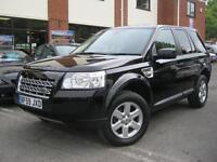 2010 Land Rover Freelander 2 2.2Td4e ( 158bhp ) 4X4 S,MET BLACK,2 OWNERS!!!!