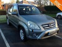 Honda CR-V 2.2 i-CTDi Executive 2005 NAV Leather Seats
