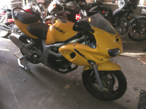 2000 Suzuki SV650S for sale