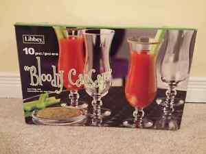 10pc Libbey Ceasar Serving Set