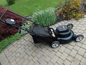 Electric Lawnmower - very good condition