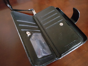 NEVER USED Samsung Galaxy 7 wristlet and card  money holder