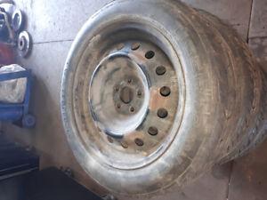 4 pneus 205/55R16