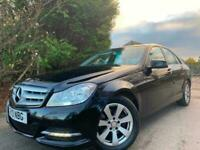 2013,13 MERCEDES-BENZ C180 BLUEEFFICIENCY EXECUTIVE SE AUTO 4dr
