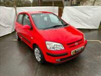 Hyandai Gets 1.1 CDX 5dr Ideal First Car Very Low Mileage 33,000 AA Approved