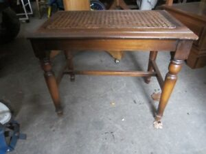 Bench/End Table