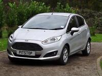 Ford Fiesta Titanium Econetic 1.6 Tdci 5dr DIESEL MANUAL 2014/63