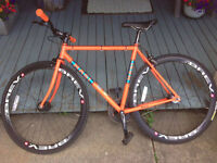 MASI road bike - barely used! $550 or best offer!!!