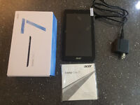 Acer Iconia One 7 B1-770 8GB, Wi-Fi, 7in - Black Tablet
