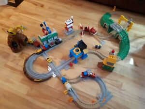 Piste de train fisher price