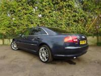 2007 57 AUDI A8 3.0 TDI QUATTRO SE 4D AUTO 229 BHP DIESEL