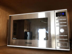 Microwave for $80