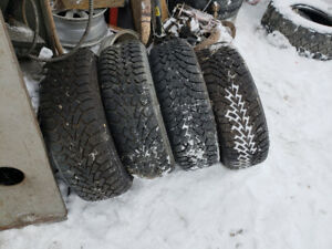 Chevy winter tires