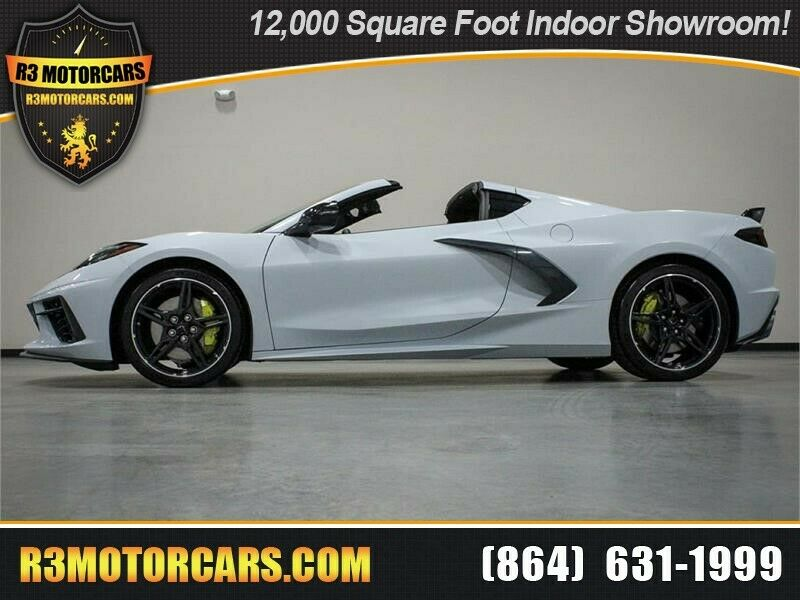 2020 CORVETTE STINGRAY 3LT Z51 HIGHLY OPTIONED BRAND NEW AVAILABLE NOW WOW!!!!!!