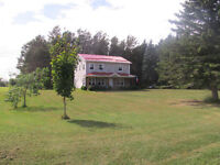 House near beach in Grand-Barachois, 20min from Moncton.