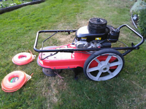 Never Used Old Stock Yard Machine by MTD 4HP 18 Inch String Trim