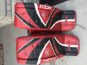 RBK Pro pads (34 inch)