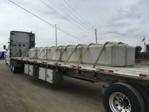quality concrete blocks, traffic barriers, highway jersey walls