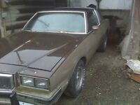 1983 Pontiac Grand Prix Coupe (2 door)