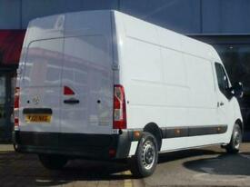 Vauxhall Movano 2.3 Turbo D 135ps L3 H2 Van Panel Van Diesel Manual