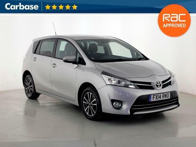 2014 Toyota Verso 20 D 4d Icon 5dr Mpv 7 Seats In St George