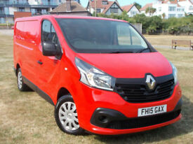 2015(15) Renault Trafic 1.6dCi Energy SL27 120 Business+